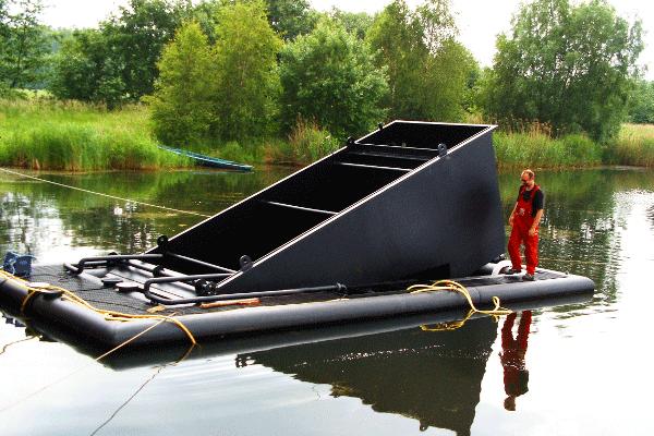 Teich in teich kreislaufanlagen teichwirtschaft for Fischarten teich